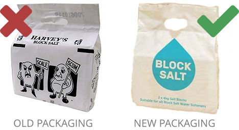 Online Order Harveys' Block Salt Salisbury