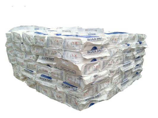 1 Pallet of Twintec Block Salt (138 packs)
