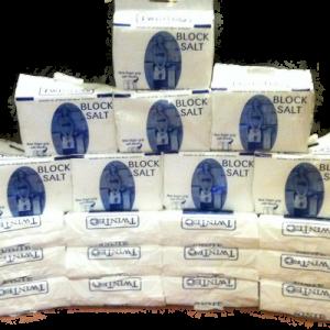 20 Packs of TwinTec Block Salt
